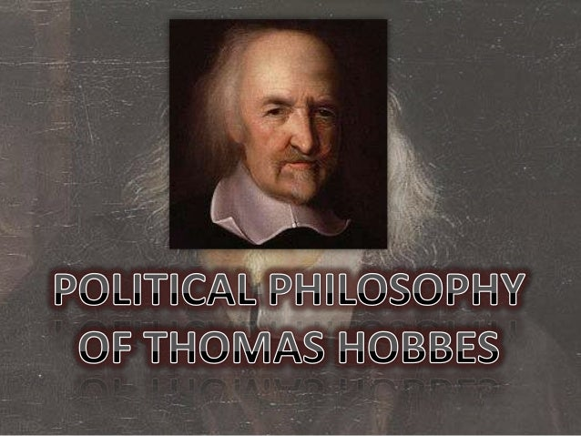 hobbes human nature and political philosophy essay Hobbes and locke social contract theory spectrum is another major figure in political philosophy hobbes has a much darker view of human nature.