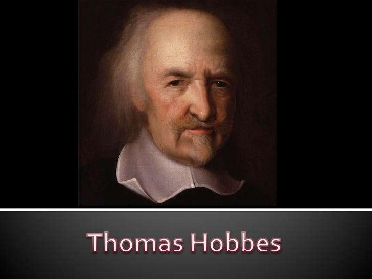 Thomas Hobbes<br />