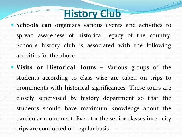 essay on importance of history The year is 5000 and the study of history, especially the study of world history has completely disappeared , no longer are students hunched over volumes and volumes of books trying their best to understand the world of the past.