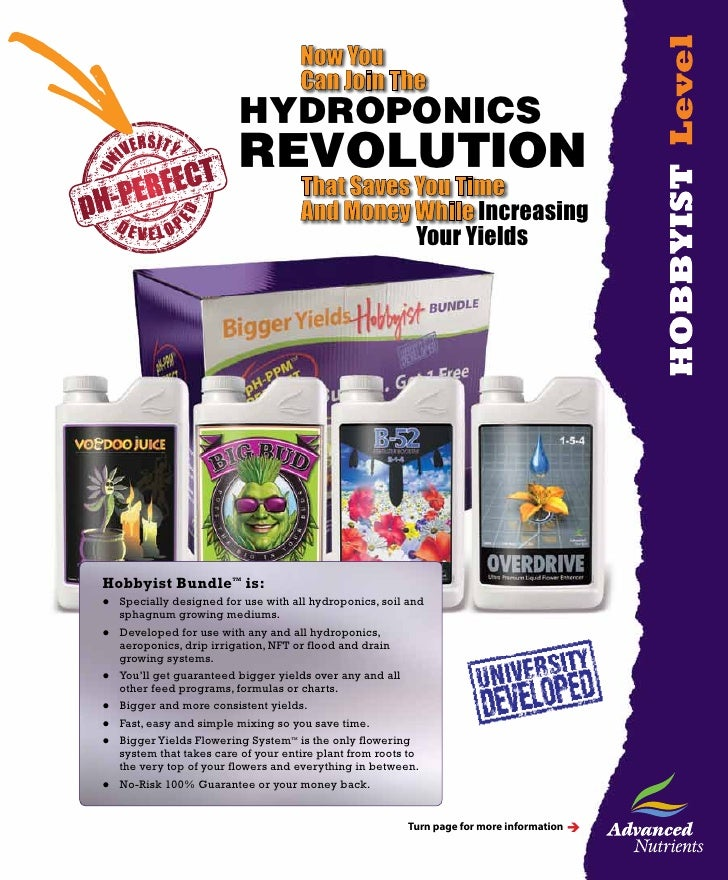 Now You                                          Can Join The                           HYDROPONICS                       ...