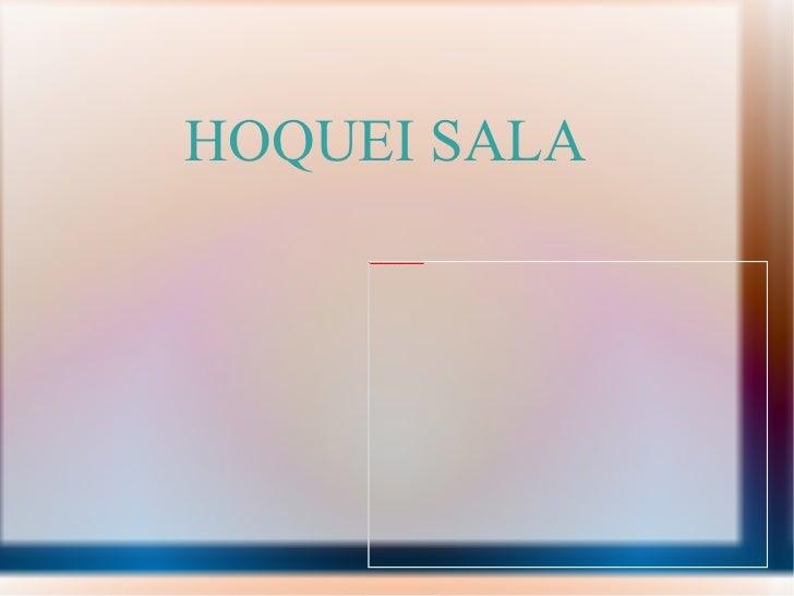 HOQUEI SALA