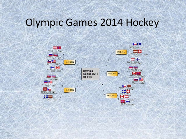 Olympic Games 2014 Hockey
