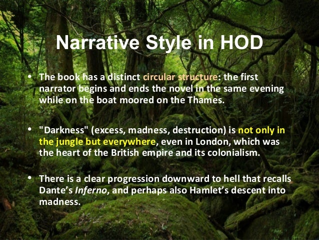 colonialism in heart of darkness essays