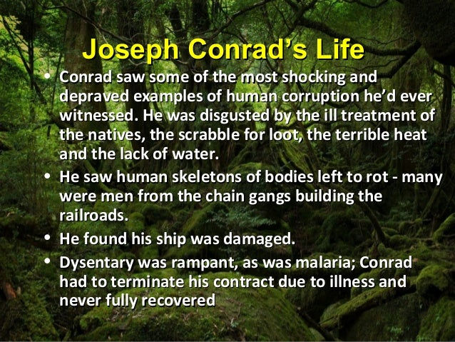 joseph conrad heart of darkness critical essay Best essay writer good philosophy paper topics homework help for kindergarten heart of darkness critical essay 159 of heart of darkness by joseph conrad.