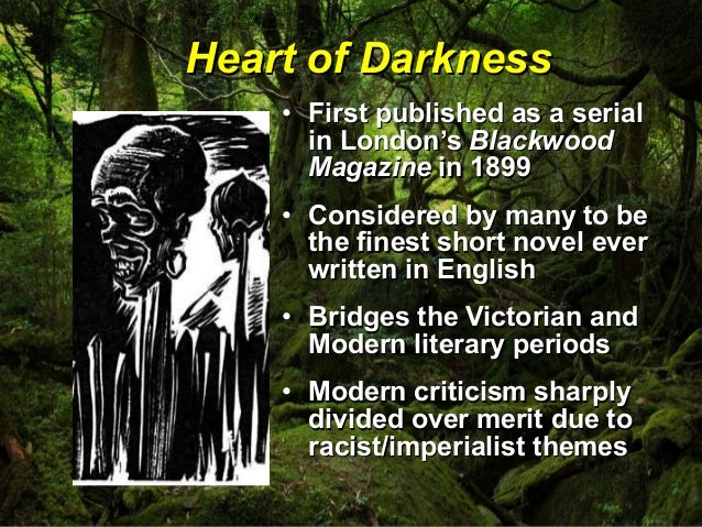 heart of darkness nature