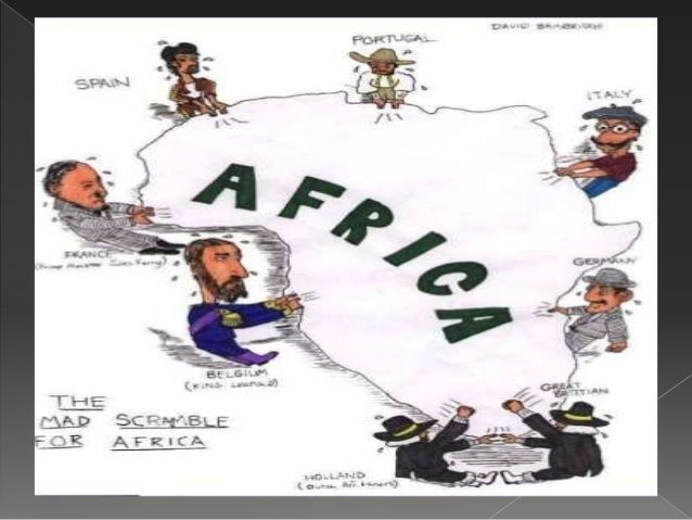 Heart of darkness values of colonisers