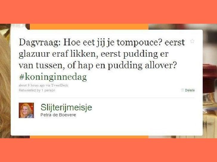 Hoe eet Nederland een tompouce?
