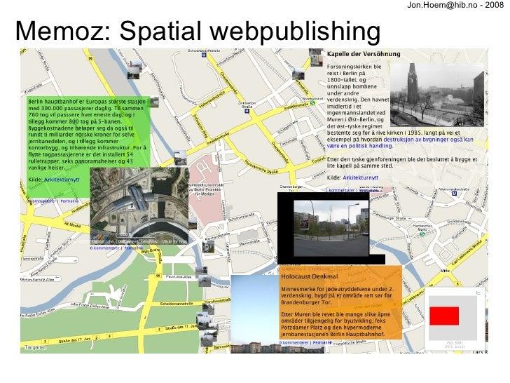 Hoem Blogtalk 2008 Slide 2