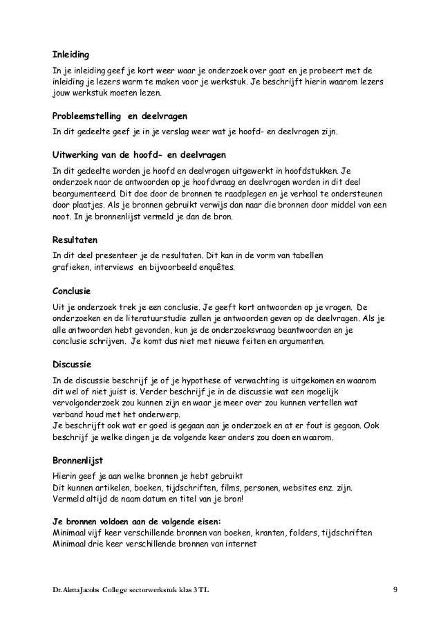 essay voorbeeld pdf