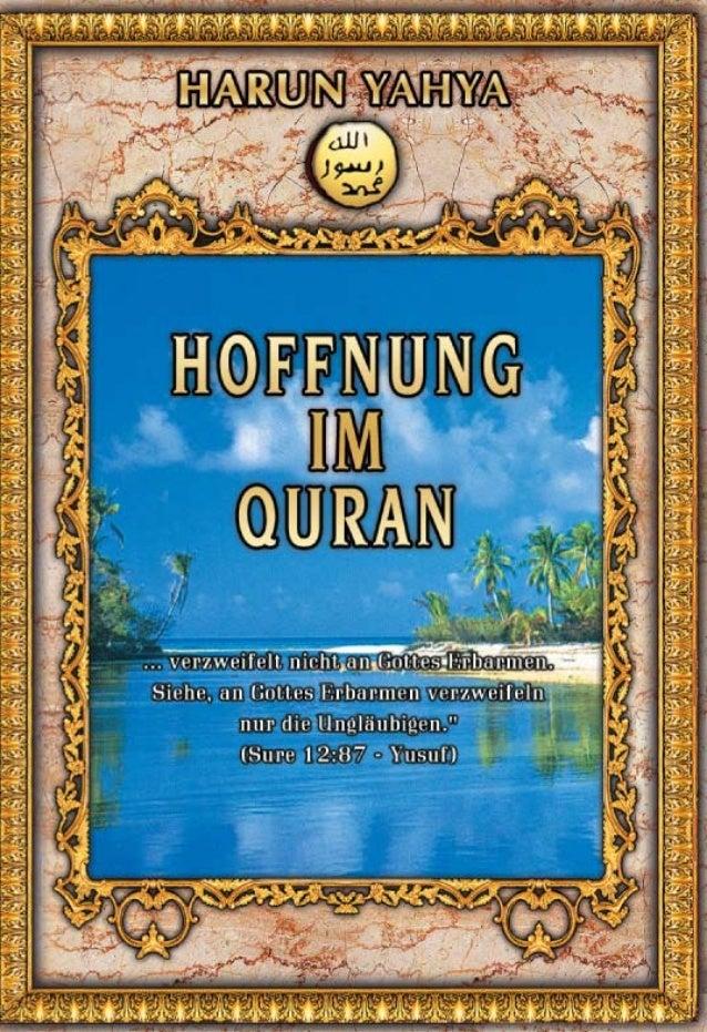 information@harunyahya.org w w w . h a r u n y a h y a . c o m / d e