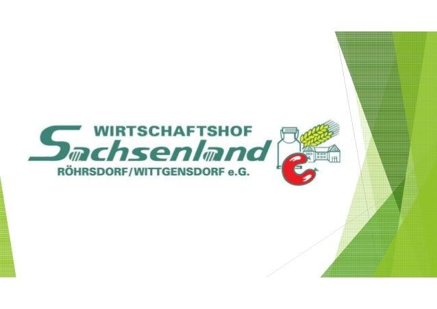 """Chronik Wirtschaftshof """"Sachsenland"""" 1952/531952/531952/531952/53: Erster Zusammenschluss bäuerlicher Betriebe: Erster Zus..."""