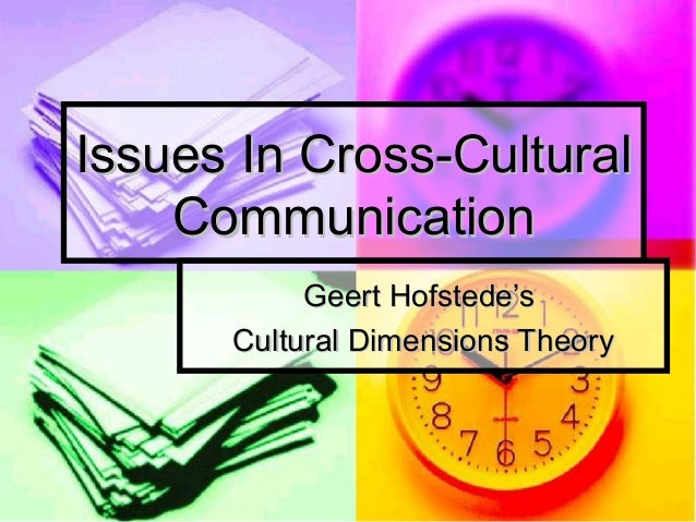 group presentations about hofstedes cultural dimension 29102014  9 cultural dimensions - globe project  the degree with which individuals within a group take pride in their accomplishments and are loyal to the.