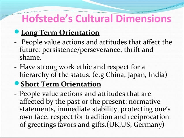 hofstedes cultural dimensions of australia and china essay Cultural dimensions of italy and australia dimensions cultural the essay discusses how cultural dimensions in us hofstedes cultural dimensions.