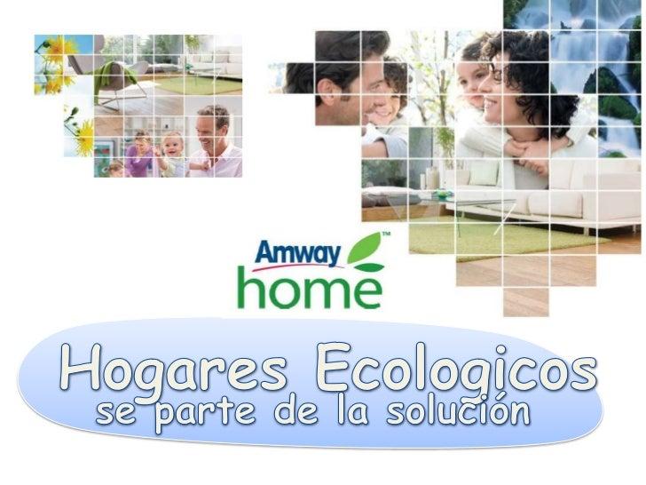 capacitacion Hogares Ecologicos - carolina Slide 2