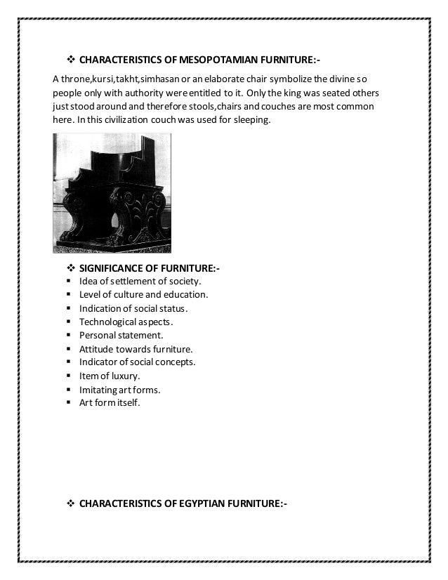 Furniture Design History Timeline history of furniture design ~ descargas-mundiales