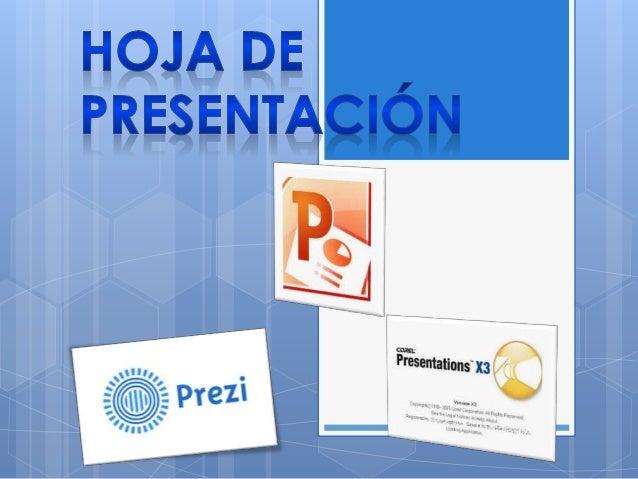 Concepto  La presentación es una colección de diapositivas individuales que contienen información sobre un tema. Las pres...