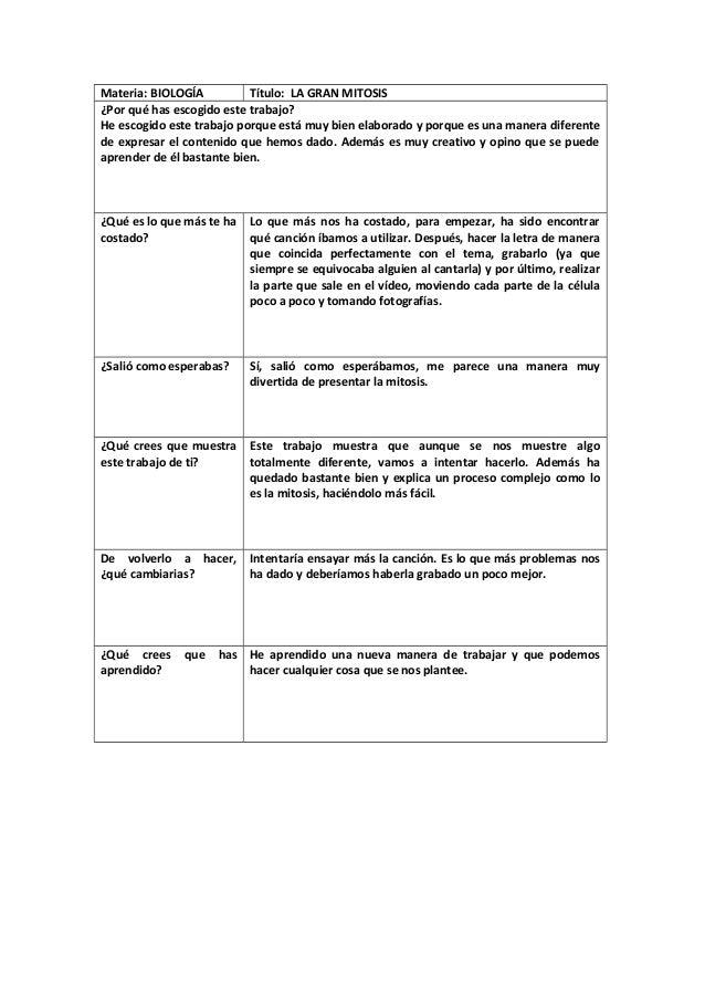 Vistoso Mitosis Y La Meiosis Hoja De Trabajo Ideas - hojas de ...