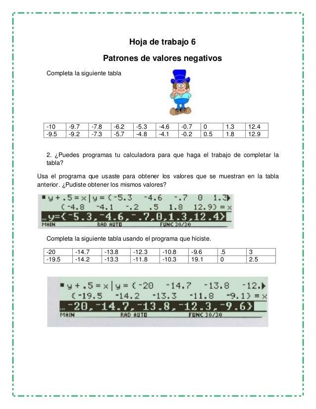 Lujo Tejas De Algebra Hojas De Trabajo Embellecimiento - hojas de ...