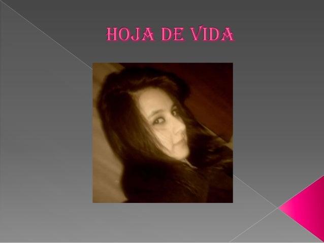NOMBRES: Gabriela Estefanía APELLIDOS: Carvajal Santana FECHA DE NACIMIENTO: 18/07/1991 LUGAR DE NACIMIENTO: Quito ESTADO ...