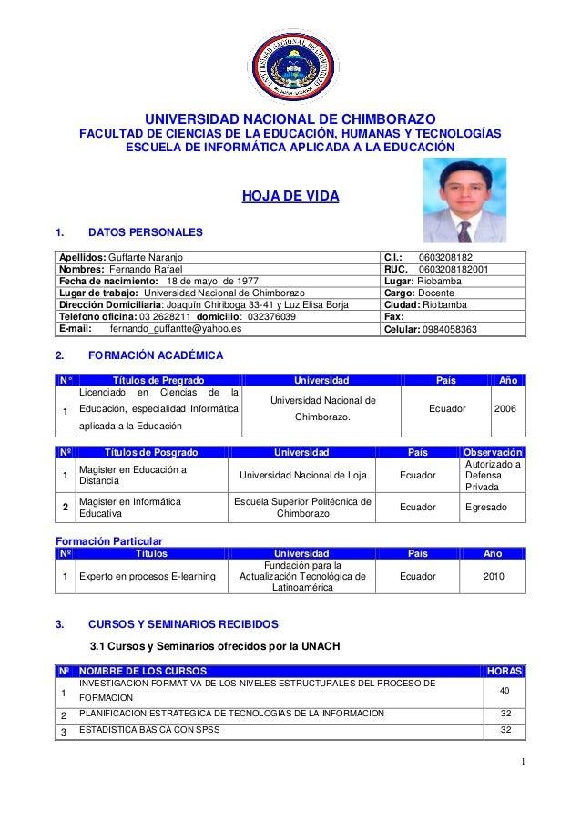 1 UNIVERSIDAD NACIONAL DE CHIMBORAZO FACULTAD DE CIENCIAS DE LA EDUCACIÓN, HUMANAS Y TECNOLOGÍAS ESCUELA DE INFORMÁTICA AP...