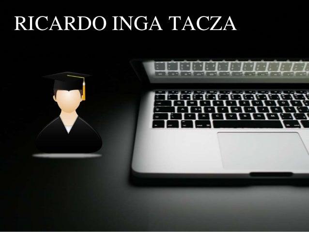 RICARDO INGA TACZA
