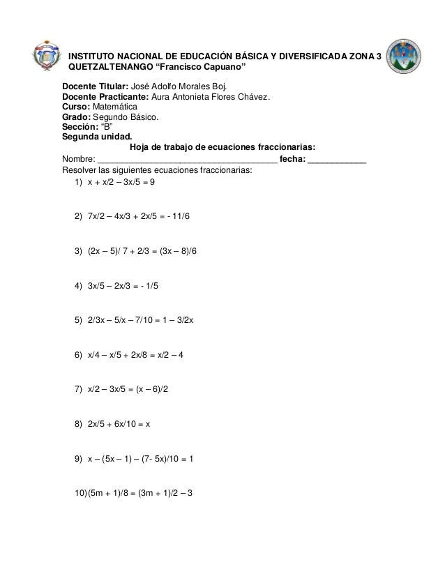 Asombroso Sudafricana De Grado 6 Hojas De Trabajo De Matemáticas ...