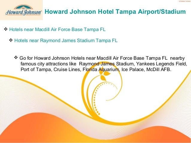 Howard Johnson Hotel Tampa Airport Stadium