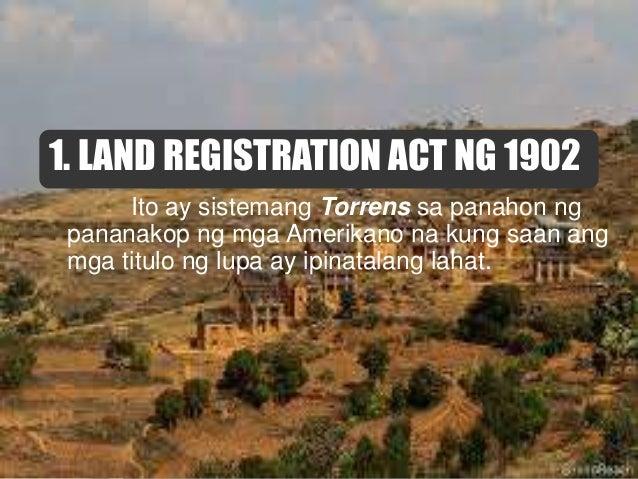 4. BATAS REPUBLIKA BILANG 1190 ng 1954 Ito ay batas na nagbibigay proteksyon laban sa pang-aabuso pagsasamantala, at panda...