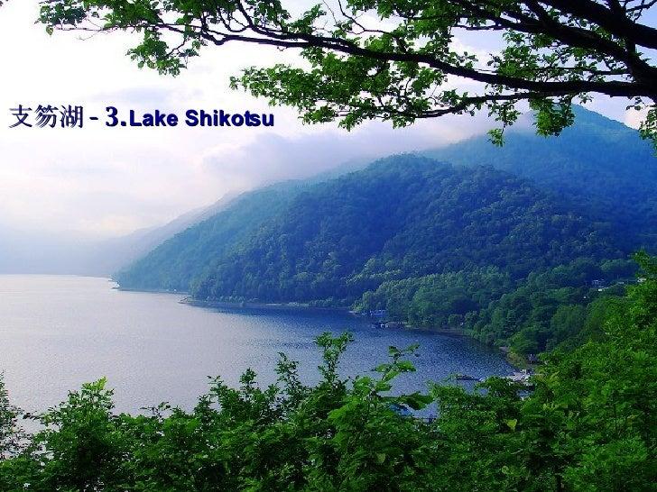 Hokkaido Scenery In Japan