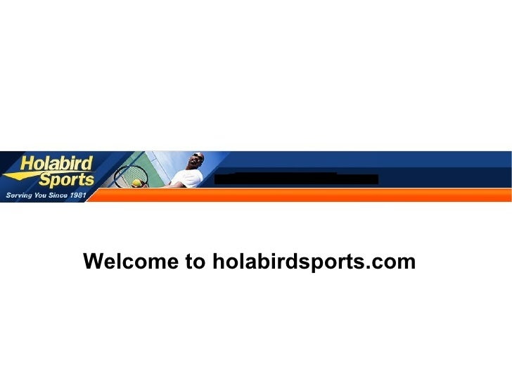 Welcome to holabirdsports.com