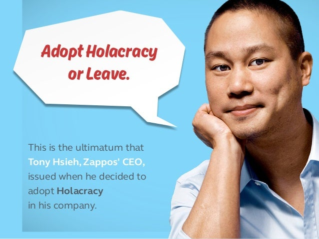 5 Reasons Why Holacracy is Failing. Is it Time to Say Goodbye to Holacracy (and Zappos)? Slide 3