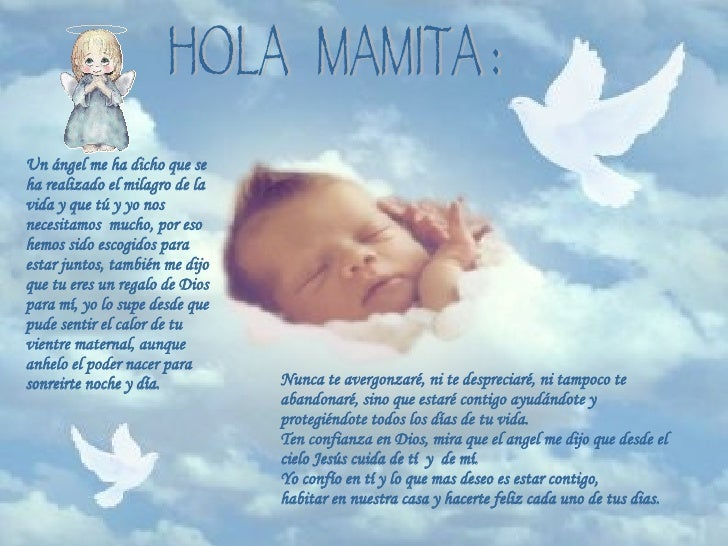 MUSICA - KENNY G. BRAHMS - LULLABY HOLA  MAMITA : Un ángel me ha dicho que se ha realizado el milagro de la vida y que tú ...