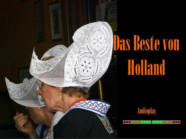 Das Beste von Holland Audioplay