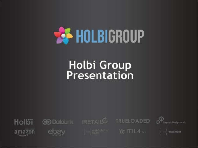Founded back in 2001, Holbi grew to become a powerhouse ofeCommerce solutions in the UK which led the company to design an...