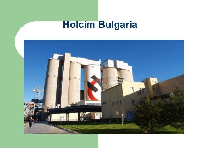 Holcim Bulgaria
