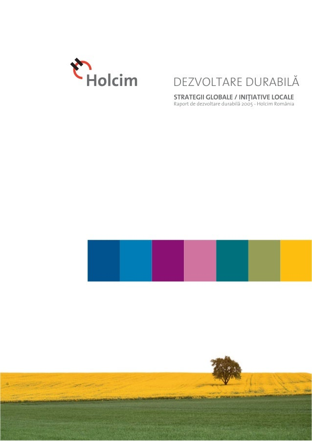 DESPRE RAPORT Ajuns la cea de a doua edi]ie, acest raport cuprinde obiectivele, strategiile [i activit`]ile noastre dedica...