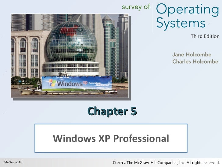 Chapter 5 Windows XP Professional McGraw-Hill