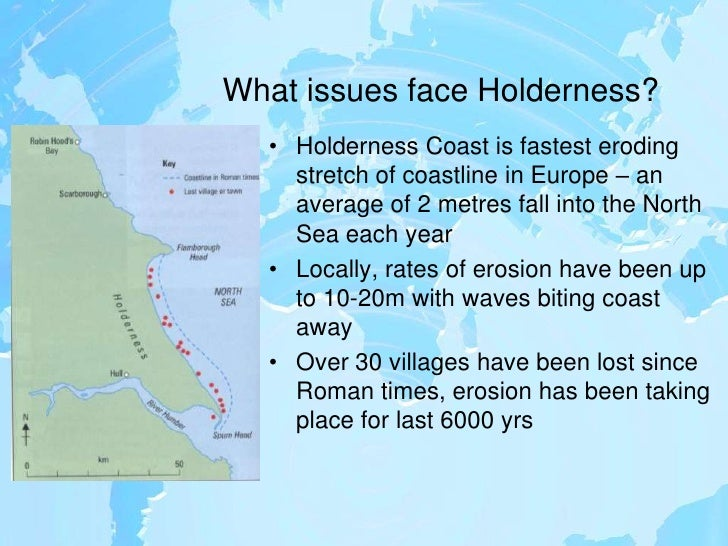 holderness coast case study ppt