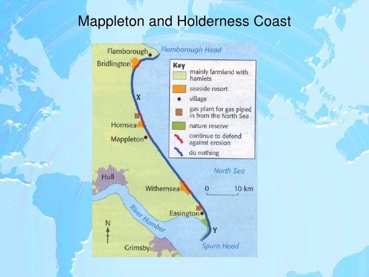 holderness beaches case study