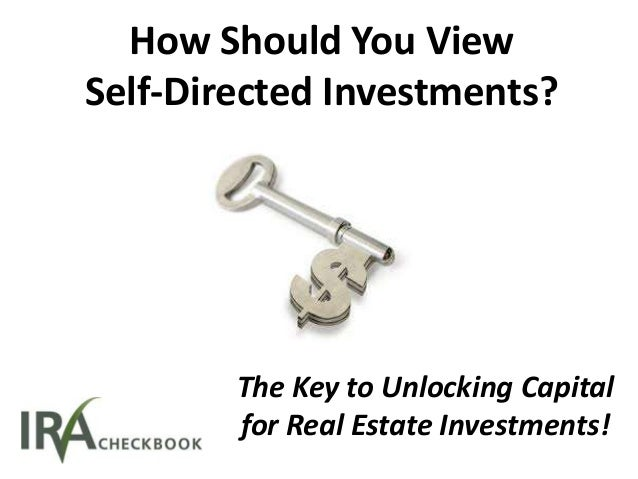 self directed investing with iracheckbook