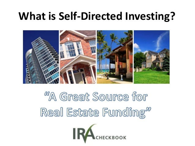 what is self directed investing