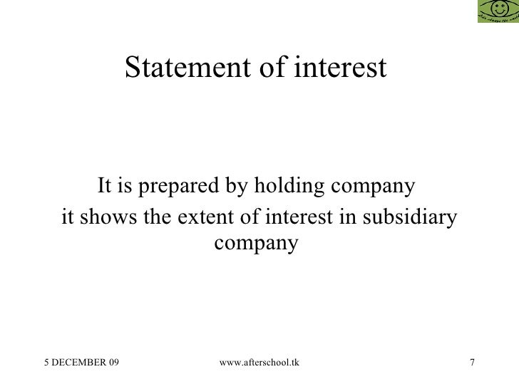 The Difference Between a Holding Company & a Subsidiary