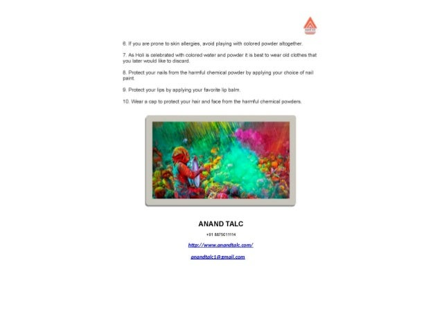 Holi 2017 -make_coloured_powder_with_talc_powder_t - 웹