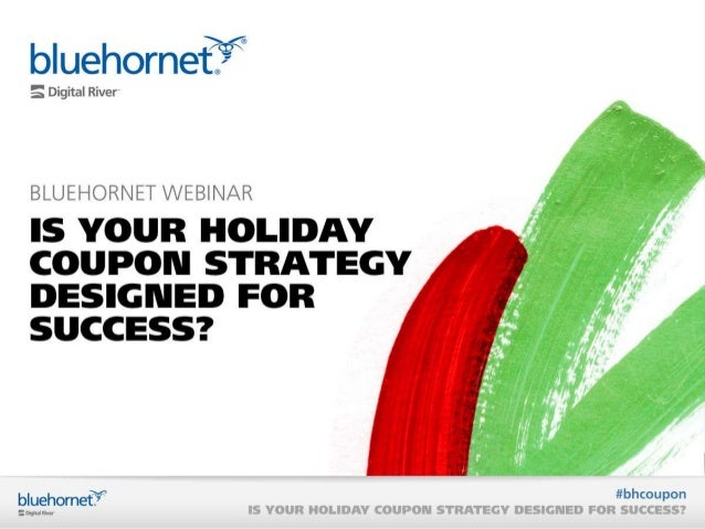 Is Your Holiday Coupon Strategy Designed for Success?