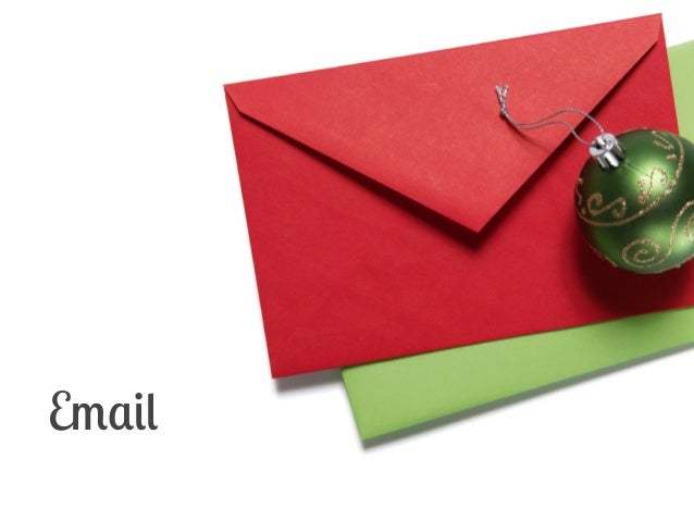 47 Stats for Remarkable Holiday Marketing Slide 25