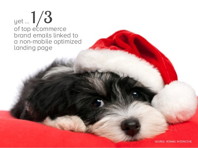 47 Stats for Remarkable Holiday Marketing Slide 27