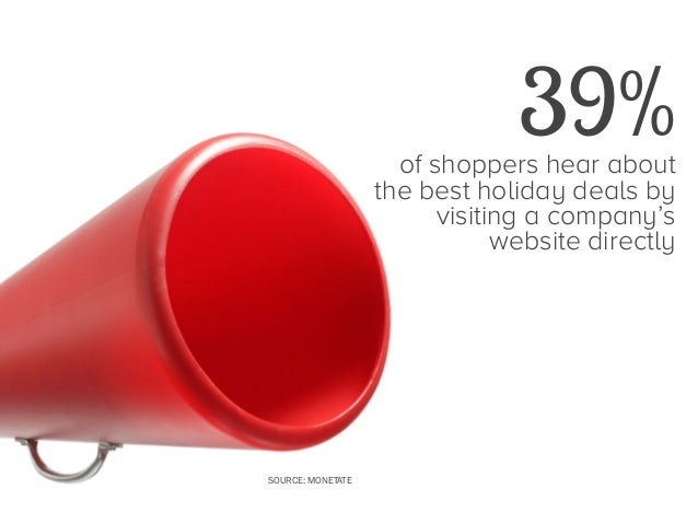 47 Stats for Remarkable Holiday Marketing Slide 49