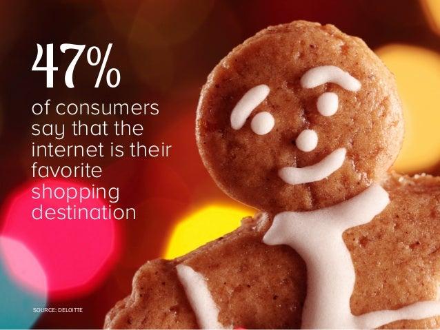 47 Stats for Remarkable Holiday Marketing Slide 5