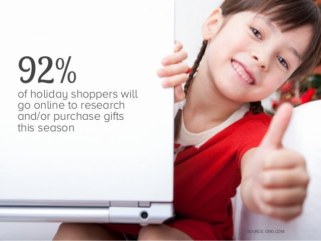 47 Stats for Remarkable Holiday Marketing Slide 51