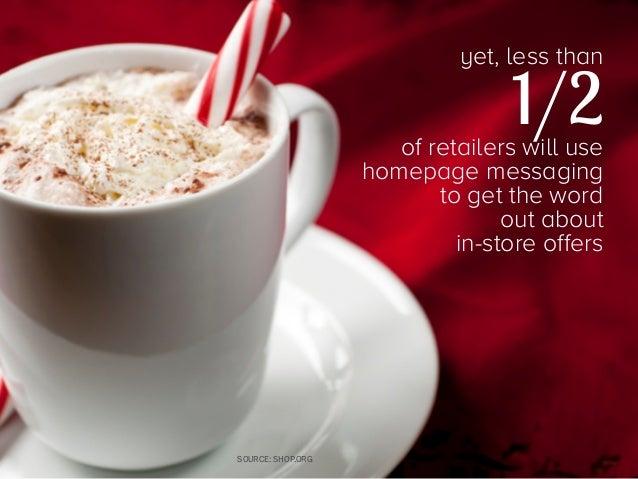 47 Stats for Remarkable Holiday Marketing Slide 57